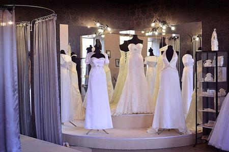 Салон «Amoret» работает с фирмой «Tobi Bride», которая является основным поставщиком салона. Так же планируются расширение количества поставщиков