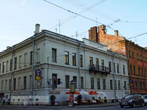 Архитектура санкт петербурга 0