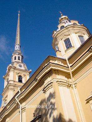 Собор петропавловский собор